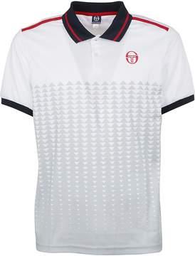 Sergio Tacchini Printed Style Polo Shirt