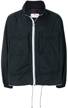 Oamc lightweight windbreaker jacket