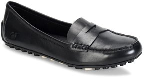 Børn Malena Leather Dress Penny Loafers