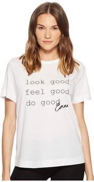 Escada Sport Printed T-shirt Women's T Shirt