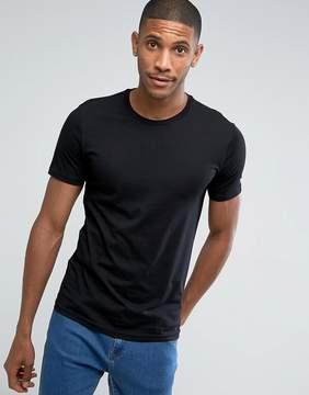 Benetton T-Shirt In Black