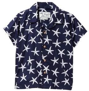 Trunks Surf and Swim CO. Starfish Waikiki Shirt (Toddler & Little Boys)