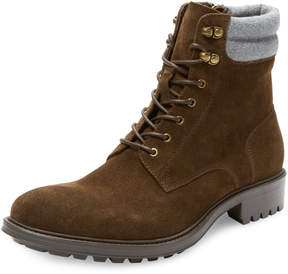 Saks Fifth Avenue Men's Campiglio Suede High Alpine Boot
