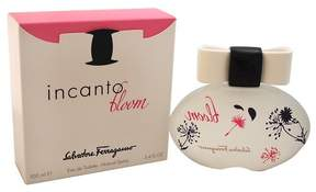 Incanto Bloom by Salvatore Ferragamo Eau de Toilette Women's Spray Perfume - 3.4 fl oz