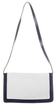 Miu Miu Leather Flap Shoulder Bag