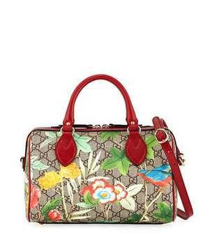 Gucci Tian GG Supreme Small Top-Handle Bag, Multi - MULTI - STYLE