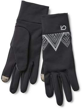 Gap GapFit performance reflective knit gloves