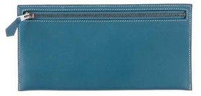 Hermes Swift Flat Pouch - BLUE - STYLE