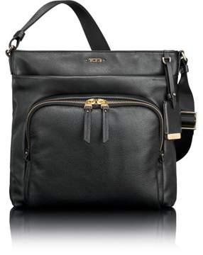 Tumi Voyageur - Capri Leather Crossbody Bag