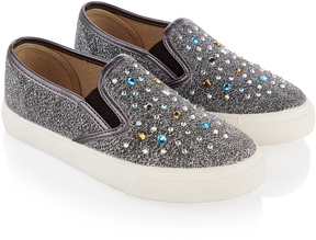 Monsoon Mixed Sparkle Gem Pumps