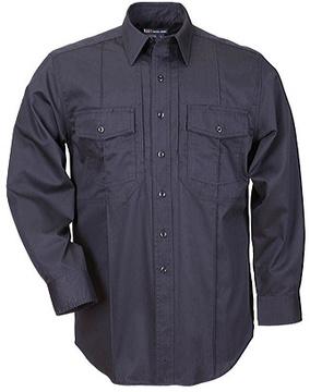 5.11 Tactical Men's Long Sleeve B Class Station Shirt