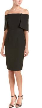 Do & Be DO+BE Do+Be Cold-Shoulder Sheath Dress