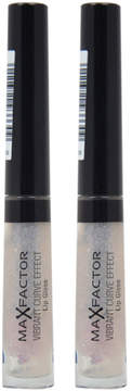Max Factor Understated Vibrant Curve Effect Lip Gloss - Set of Two