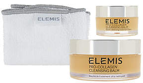 Elemis Pro-Collagen Cleansing Balm w/ Travel-Size and Cloth