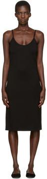 6397 Black Sport Slip Dress
