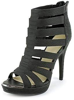 Bar III Ellie Open-toe Synthetic Heels.