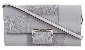 Michael Kors Paneled Crossbody Bag
