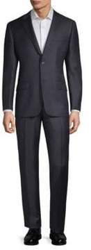 Hickey Freeman Milburn Wool Suit