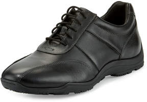 Cole Haan Hughes Casual Leather Sneaker, Black