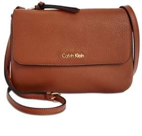 Calvin Klein Classic Pebble Cross body, Luggage