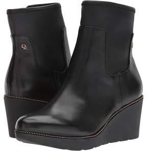 Donna Karan Ivira Wedge Bootie Women's Boots