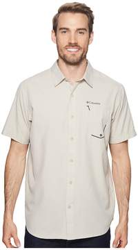 Columbia Twisted Creek Short Sleeve Top Men's Short Sleeve Button Up