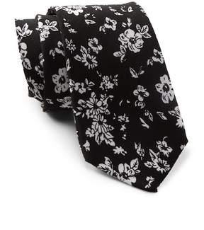 Original Penguin Canas Floral Tie