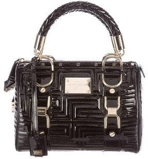 Gianni Versace Madonna Patent Leather Bag