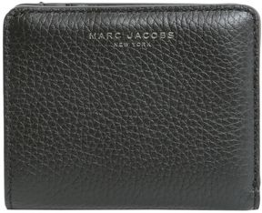 Marc Jacobs Gotham Mini Compact Wallet - NERO - STYLE