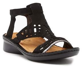 Naot Footwear String Cutout Sandal