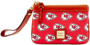 Dooney & Bourke Kansas City Chiefs Exclusive Wristlet - RED - STYLE