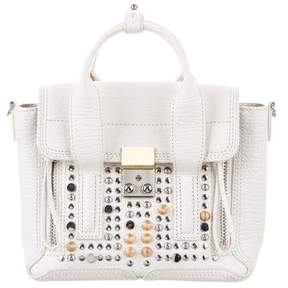 3.1 Phillip Lim Studded Leather Satchel