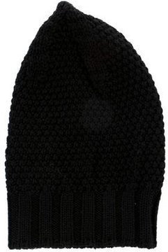 Rick Owens Wool Knit Beanie
