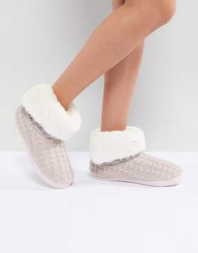 Head Over Heels by Dune Boot Slippers