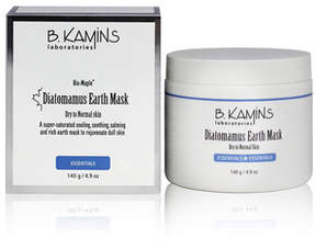 B. Kamins Diatomamus Earth Mask - Dry-Normal
