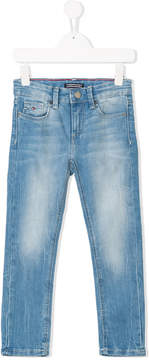 Tommy Hilfiger Junior faded jeans