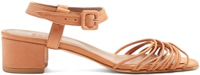 Maryam Nassir Zadeh Lulu nubuck sandals
