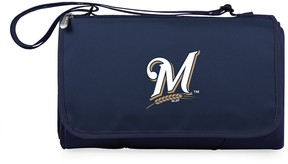 Picnic Time Milwaukee Brewers Blanket Tote