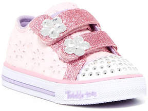 Skechers Shuffles Frillseeker Embellished Light-Up Sneaker (Toddler & Little Kid)