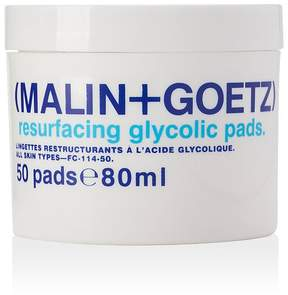 Malin+Goetz Women's 10% Glycolic Acid Pads