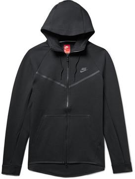 Nike Sportswear Windrunner Cotton-Blend Tech Fleece Zip-Up Hoodie