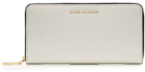 Marc Jacobs Leather Continental Wallet - MULTICOLORED - STYLE