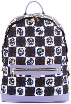 Emilio Pucci designer print backpack