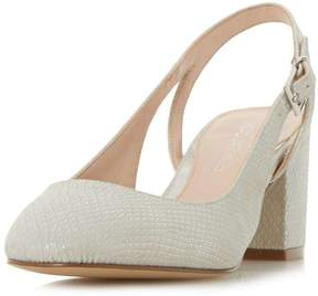 Head Over Heels *Head Over Heels By Dune Grey 'Charlie' High Heel Shoes