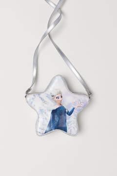 H&M Star-shaped Shoulder Bag - Pink