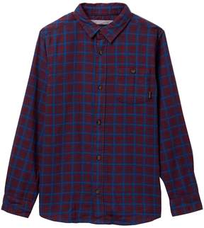 Quiksilver Phaser Set Flannel Top (Big Boys)