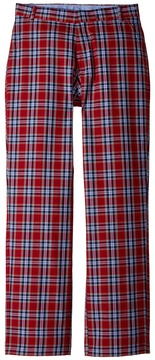 Tommy Hilfiger Fancy Tartan Pants Boy's Casual Pants