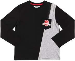 John Galliano Logo Cotton Jersey T-Shirt