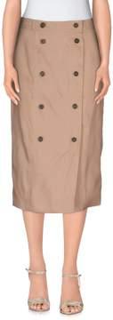 Bally 3/4 length skirts