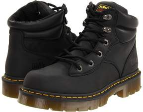 Dr. Martens Work - Burnham NS 6 Tie Boot Work Lace-up Boots